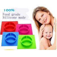 Wholesale Food Grade Kids Toddler Silicone Bowls Silicone Camping Bowl from china suppliers