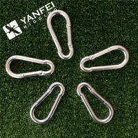 Wholesale Zinc Plated Snap Hook/Carbine Hook With Eyelet from china suppliers