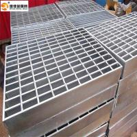 Wholesale Ditch covering grating drainage steel grating from china suppliers