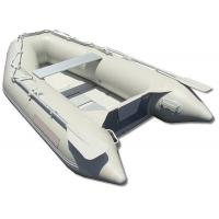 Wholesale 8'10 M270 Slated Floor Roll - Up Foldable Inflatable Boat Light Weight Boats from china suppliers