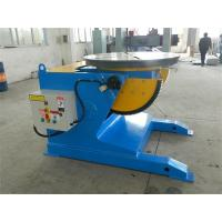Wholesale 3T CE Pipe Welding Positioners , Stepless Frequency Conversion Welding Rotators Positioners from china suppliers