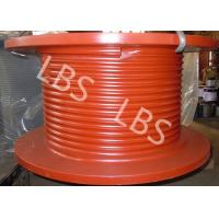 Quality Rig Drawworks Carbon Steel Lebus Grooved Drum Steel Wire Rope for sale
