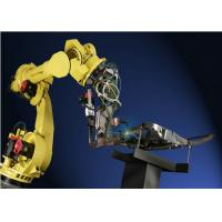 Wholesale High Efficiency Articulated Industrial Robotic Arm For Point Welding / Arc Welding from china suppliers
