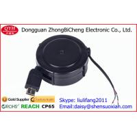 Wholesale Multifunctional Micro 5 pin to USB 2.0 Retractable Electrical Cable 40CM from china suppliers