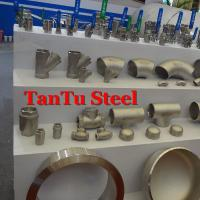 Wholesale ANSI/ASME/ GB12459 Butt-Weld Stainless Steel Equal Tee /Straight tee/ Coupling Tantu Steel from china suppliers