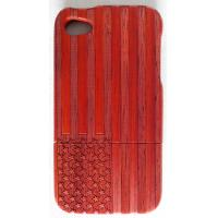 Wholesale Red Wooden Phone Cases Samsung Galaxy Phone Cases Unique Novel from china suppliers