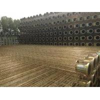 Wholesale Carbon Steel Baghouse Filter Bag Cages High Strength Customized Size from china suppliers