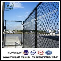 Wholesale galvanized &pvc coated playground fence(2013 hot sale) from china suppliers