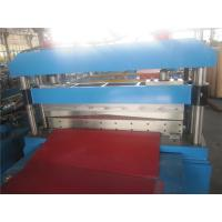 Wholesale Color Steel Cut To Length Machine 1500mm Coil Width For Wall Panel from china suppliers
