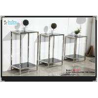 Wholesale 1511,Temperate glass table,living room furniture from china suppliers