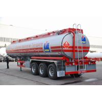 Wholesale 3 AXLES-Aluminum Alloy Tank Semi-Trailer from china suppliers