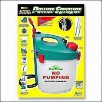 Wholesale Battery-powered Garden Sprayer with Shoulder Strap and Extendable Wand from china suppliers