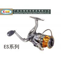 Wholesale ES series 6000 5+1BB Alloy spinning reels for trout fishing from china suppliers