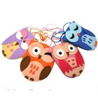 Wholesale high quality reasonable price promotional felt purse factory with various color from china suppliers