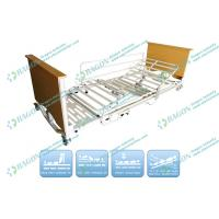 Wholesale Five Functions foldable Electric Hospital Bed for old man , home hospital bed from china suppliers