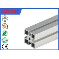 Wholesale 5050 MM Modular Aluminum Framing System with Custom Aluminum Structural Shapes from china suppliers