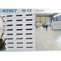 Wholesale EPS fire proof insulated roof panel for steel warehouse, prefabricated hosue from china suppliers