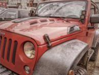Wholesale Jeep Jk Wrangler Avenger Hood Bonnet Material: Steel With Plastic Vents from china suppliers