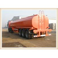 Wholesale Bpw axle fuel tank 40000 litres Fuel Tanker Trailer with 12R22.5 tubeless tyre from china suppliers