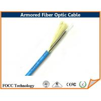 Wholesale Tight - Buffered Armored Fiber Optic Cable from china suppliers