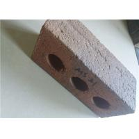 Wholesale High Strength Perforated Clay Bricks Rough Surface 210x100x65mm from china suppliers