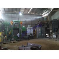 Wholesale Industrial Shot Blasting Equipment , Bead Blasting Equipment For Aluminium Castings from china suppliers