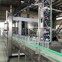 Quality Zhangjiagang Filling Machine /Mineral Water Filling Plant With three In one Function Hot sale for sale