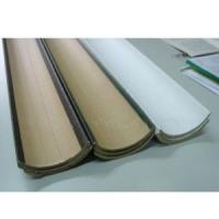 Wholesale Kraft Paper C Shape Edge Board Protection for Round Edge / C Shape Cardboard Corner Protector from china suppliers