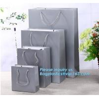 Wholesale fancy luxury printed recycled shopping carry bag,paper bag printing, carrier bag with handle,Art Paper Shopping Carrier from china suppliers
