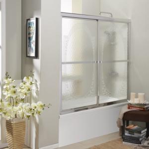 Buy cheap Sliding skirted bathtub shower doors,shower door zhejiang,shower door manufacturers from wholesalers