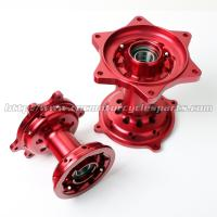 Wholesale 36 Holes Custom Motorcycle Spoke Wheel Hubs CNC Anodizing With Any Color from china suppliers