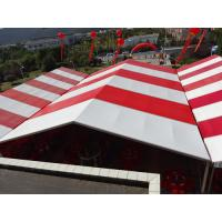 Wholesale Simple Opening Ceremony Activity Outdoor Exhibition Tent With PVC Walls Self Cleaning from china suppliers