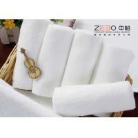 Wholesale ZEBO Plain Design Hotel Hand Towels Soft Touch OEM / ODM Acceptable  from china suppliers