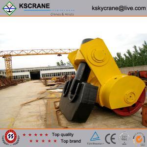 Wholesale High Efficiency 50t Crane Hook Block For Cranes Bridge Crane from china suppliers