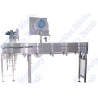Wholesale Automated Bottle Conveyor System High Efficiency 200 - 3000ml , Bottle Conveyor Belt from china suppliers