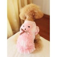 Wholesale Fashion Princess Pink Personalised Dog Hoodies for Poodle from china suppliers