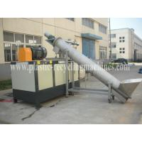 Wholesale Plastic Recycling Equipment 30 - 90 KW PP PE Film Dewatering Equipment from china suppliers