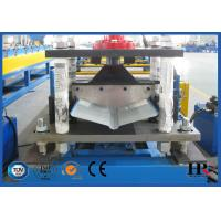 Wholesale Folding / Slitting Gutter Roll Forming Machine / Roof Bending machine from china suppliers
