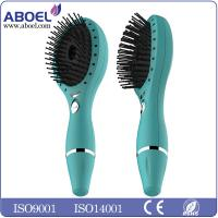 Wholesale Green Vibration Ionic Hair Comb , Female Hair Salon Equipment from china suppliers