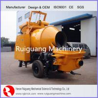 Wholesale Concrete mixer with pump from china suppliers