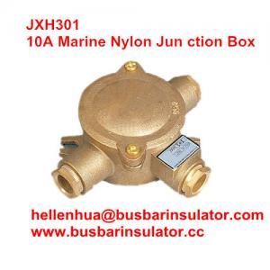 Wholesale marine waterproof box JXH301 ip68 brass aluminum junction box from china suppliers
