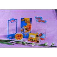 Wholesale Simple Acrylic Menu Holder Stand  from china suppliers