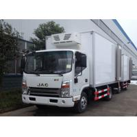 Wholesale DFAC Foton JAC Refrigerated Box Truck 4X2 2 Tons 3 Tons 5 Tons 6 Tons from china suppliers