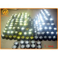 Wholesale High Brightness Low MOQ Glass Catseye Road Stud For Highway Capacity 20 Tons from china suppliers