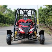 Wholesale Air Cooled Reverse CVT 125cc Single Seat Off Road Go Kart For Kids / Adults from china suppliers