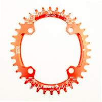 Buy cheap CNC Machining Color Anodized 7075-T6 Aluminum Bicycle Bike BMX Sprocket from wholesalers