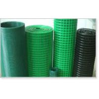 Wholesale Stainless Steel / Low Carbon Steel Plastic-Soaked / PVC Coating Welding Wire Mesh Sheet from china suppliers