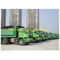 China Sanitation Garbage Truck , Hydraulic Garbage Compactor Truck 6x4 10 Wheels 10 to 18 cbm on sale