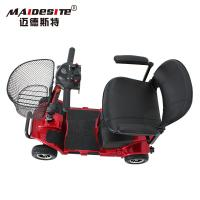 Quality Lead - Acid Battery Powered Scooters , Travel Mobile Scooters For Disabled for sale