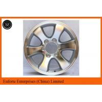"Wholesale 16"" Silver  4x4 Off Road Toyota Replica Wheels 4 Runner Aluminum Alloy  for SUV from china suppliers"